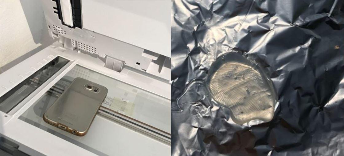 DIY: Wir hacken Geräte trotz Fingerprint und das Internet hilft uns dabei
